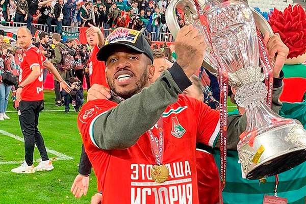 ¡Un título más! Jefferson Farfán se corona campeón de la Copa Rusia