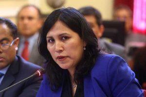 Ministra inquieta por investigación a Sunedu