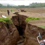 Sismo en Loreto: El fuerte movimiento telúrico causó enorme forado en la zona de Lagunas [VIDEO]