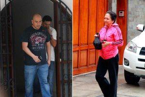 Piden 20 años de cárcel para hermano y madre de Nadine Heredia