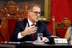 "Jorge Muñoz sobre peajes: ""Se creará comisión de alto nivel para renegociar contratos"""