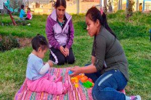 Junín: Implementarán Programa No Escolarizado de Educación Inicial