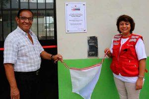 Lambayeque: Programa del MIDIS inaugura nuevo Centro de Atención Integral