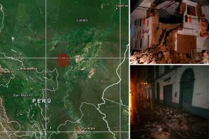 EN VIVO |  Sismo de magnitud 8.0 se registró esta madrugada en la región de Loreto