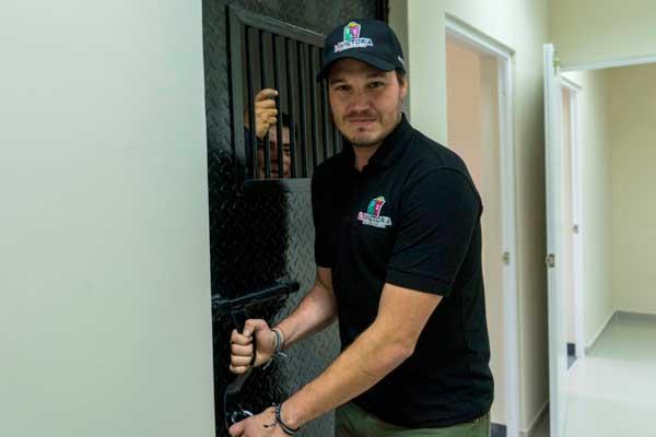 La Victoria: Construyen carceletas transitorias para combatir delincuencia