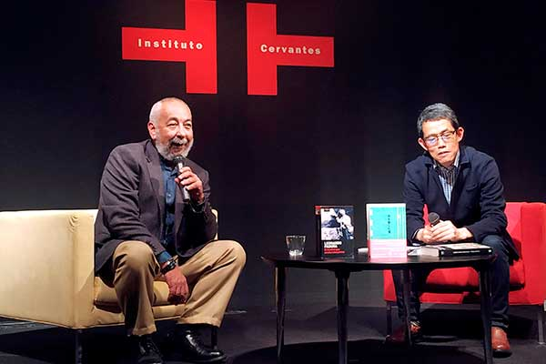 Obra de Leonardo Padura en librerías japonesas