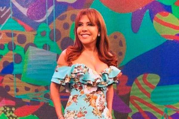 Magaly Medina: «Estoy consciente de que trabajo en ATV y no en América Televisión»