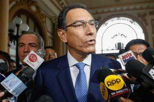 Desafían a Martín Vizcarra a cerrar el Congreso