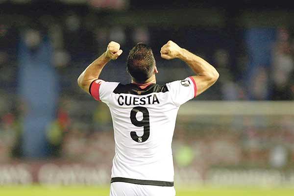 Copa Libertadores 2019: Con gol de Cuesta, Melgar clasifica a la Sudamericana