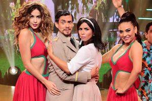 """Milett Figueroa: """"Es un orgullo trabajar con tremenda clase de actores"""""""