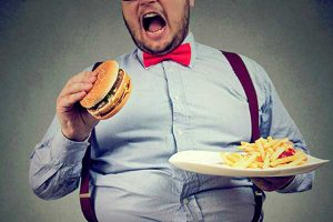 Obesos perciben menos sabor de alimentos