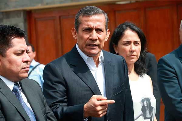 Ollanta Humala responderá el miércoles a acusación fiscal