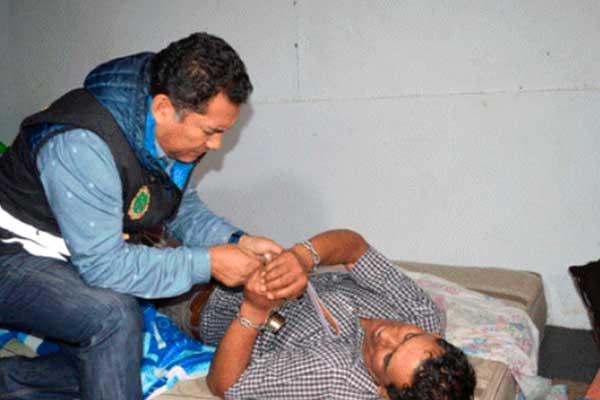 PNP rescata a exalcalde secuestrado en SMP