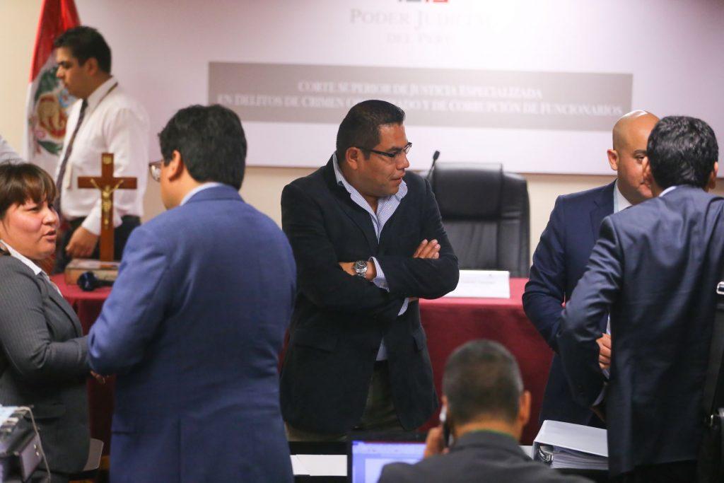 Fiscalía desistió en pedido de prisión preventiva para Gabriel Prado