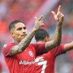 Internacional vs. Cruzeiro: Así fue el gol de Paolo Guerrero que pone adelante el marcador 2-1 (VIDEO)