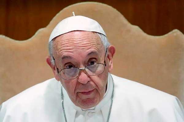 Papa Francisco advierte de «catástrofe educativa» a causa de la COVID-19