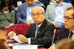Comisión Permanente evalúa informe que recomienda destituir a Chávarry [EN VIVO]