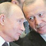 Erdogan y Putin abordan violaciones de la tregua