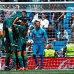 ¡De terror! Real Madrid termina la temporada con una derrota ante el Betis en el Santiago Bernabéu