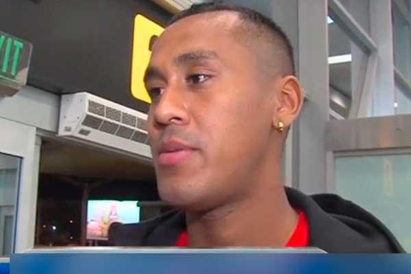 Renato Tapia sobre las especulaciones con el Cruz Azul: «Eso está en las manos de mi representante»