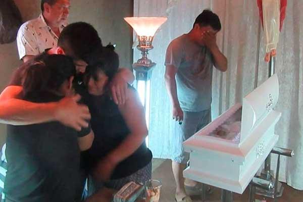 Trujillo: Bebé muere al caerle agua hirviendo