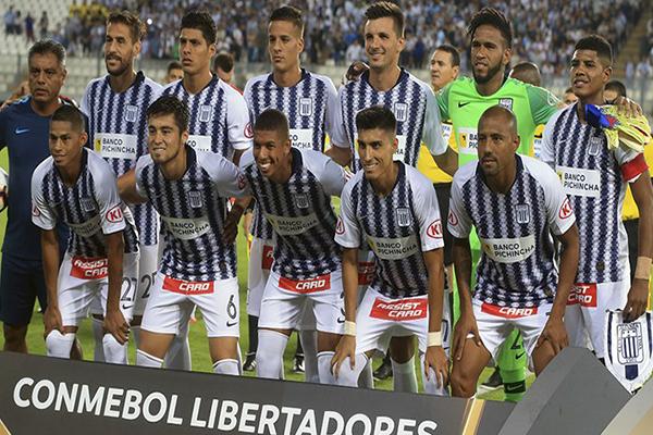 Copa Libertadores 2019: Alianza Lima vs. Palestino (1-2)