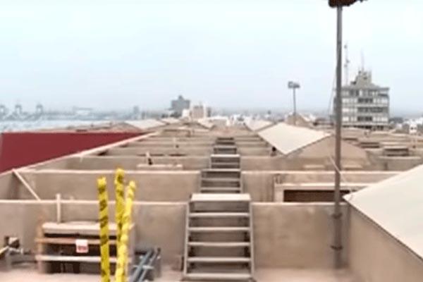 Callao: Construyen refugios ante un eventual tsunami en La Punta [VIDEO]