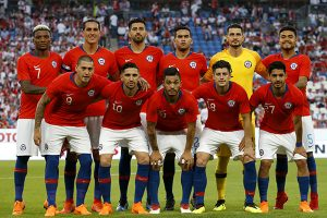 Chile decide no disputar amistoso ante la Selección Peruana