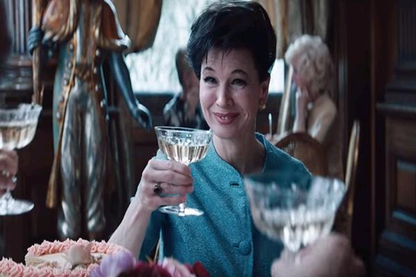 Es Judy Garland BIOPIC