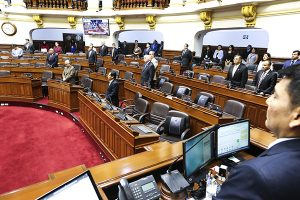 La inmunidad parlamentaria está en crisis