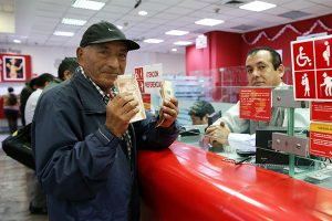 Aumento a pensionistas cuesta S/ 450 millones anuales