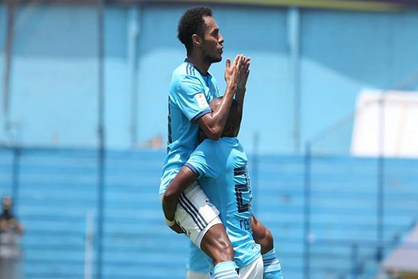 Sporting Cristal goleó a la Universidad de San Martín por el cierre de la fecha 13 (4-0)