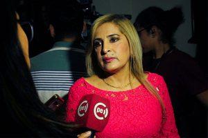 """Maritza García: """"Kenji Fujimori está interesado en regresar al Congreso"""""""