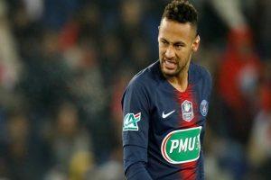 Neymar es sancionado con tres partidos tras la agresión a un hincha en la final de la Copa de Francia