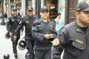 Miles de policías tendrán bonificación de S/ 2,116