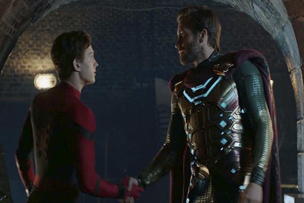 Trailer de Spiderman: Far From Home nos presenta el Multiverso de Marvel