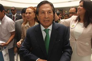 Alejandro Toledo no le pagó a su defensor legal