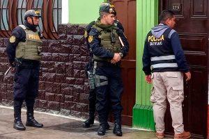 Callao: Fiscalía allana sede de la Academia Deportiva Cantolao