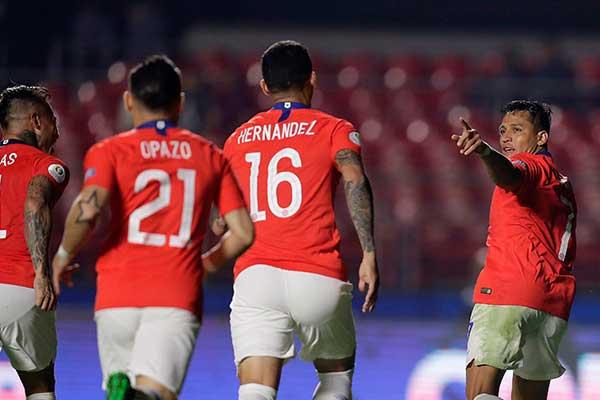 Las cinco claves de la goleada de Chile en su debut en la Copa América