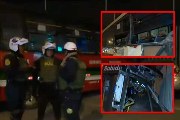 Chorrillos: Aparatoso accidente de tránsito deja una joven fallecida y al menos 15 heridos