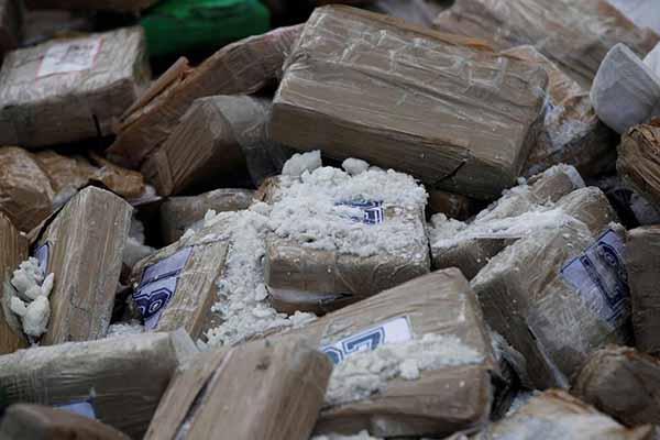 Producción mundial de cocaína en máximos históricos