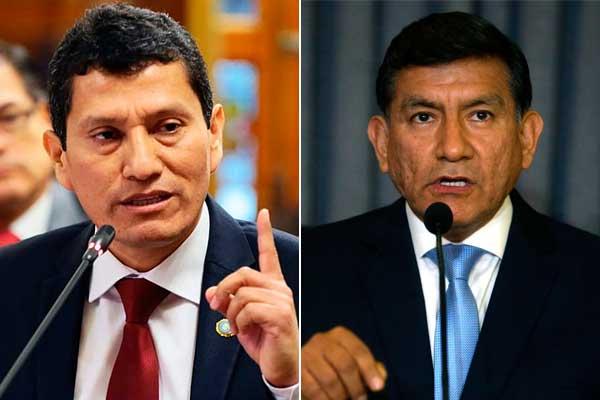 ¡Harvey Colchado y Carlos Morán pidieron renuncia de Chávarry!