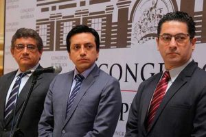 Exintegrantes de la bancada Concertación Parlamentaria buscan formar nueva bancada