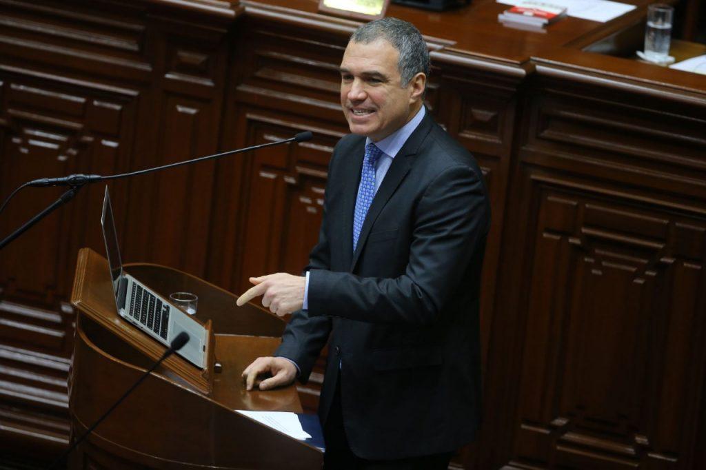 Salvador del Solar disconforme con la vacancia presidencial de Martín Vizcarra
