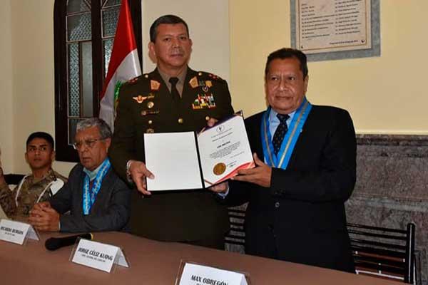Militares heridos en el VRAEM participarán en los Juegos Parapanamericanos Lima 2019