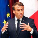 Emmanuel Macron intenta mediar en crisis Irán-EE.UU.