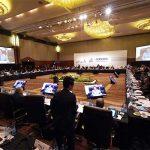 Ministros del G20 estudian riesgos de guerra comercial