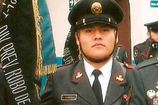 La Libertad: PNP redobla esfuerzos para identificar a asesinos de suboficial