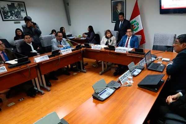 Juan Yuyes: Informe Chinecas estará listo en esta legislatura