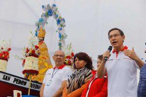 Martín Vizcarra espera instalar mesa de diálogo en el Valle del Tambo